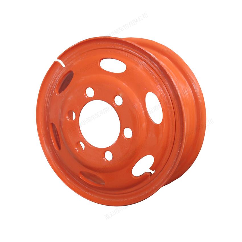 型钢车轮:6.50-20  131