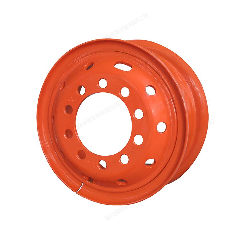 型钢车轮:7.50V-20   153