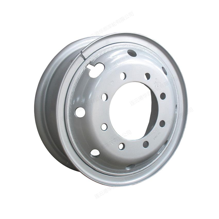 型钢车轮:7.00T-20  欧曼