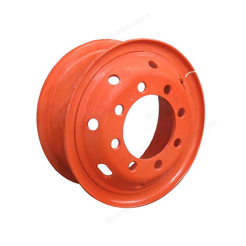 型钢车轮:7.50V-20